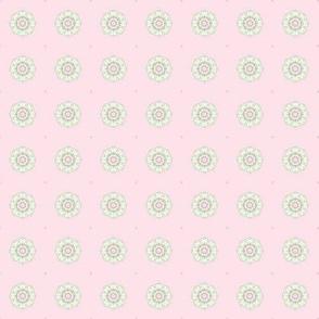 F-Pink Posy 2
