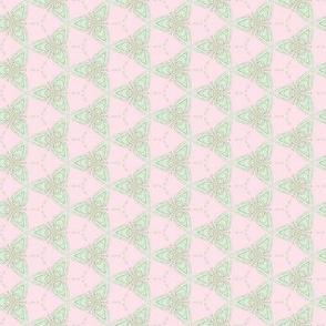 F-Pink Trefoil