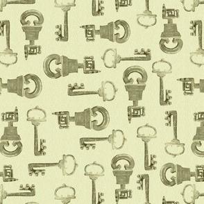 roman-keys-3rd-7th-c