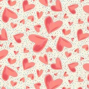 Hearts and Dots