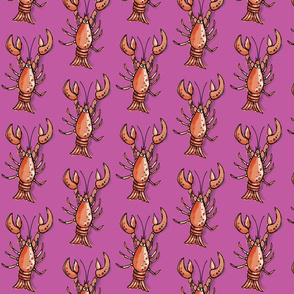 Love that lobster_purple
