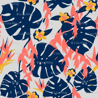 Tropical Jungle - Limited Palette