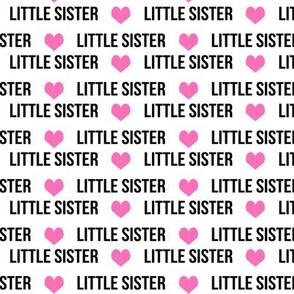 little sister fabric, little sister, sister, sister fabric