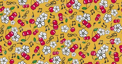 Rockabilly Cherries