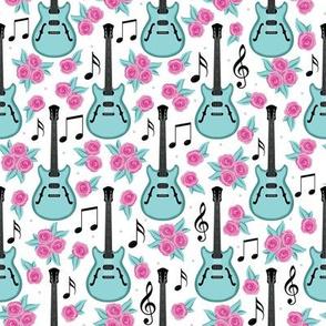 Rockin' Roses (White)