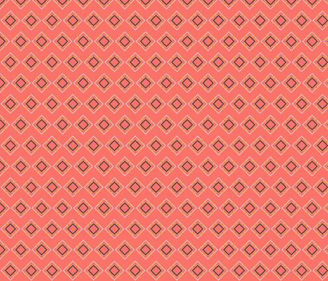 Geometric fabric by bleedingred on Spoonflower - custom fabric