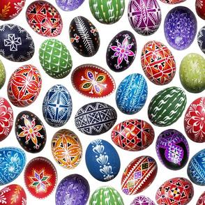 Colorful Egg Scramble