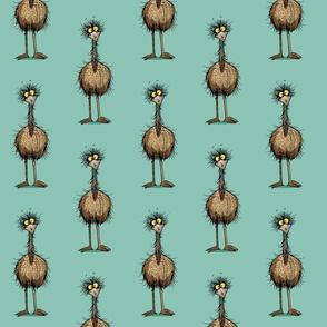 Emu Parade