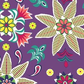 Rpyvanka_passion_flower_with_outline_shop_thumb