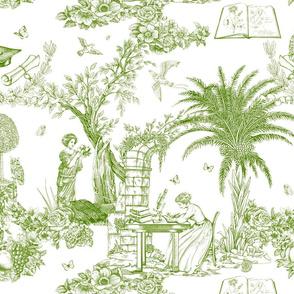 Eva Mameli Calvino - Botanist-green-ed