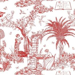 Eva Mameli Calvino - Botanist-red-ed