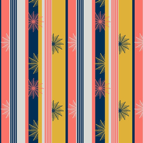 Stripes and Swirls Limited Color Palette Edit 1