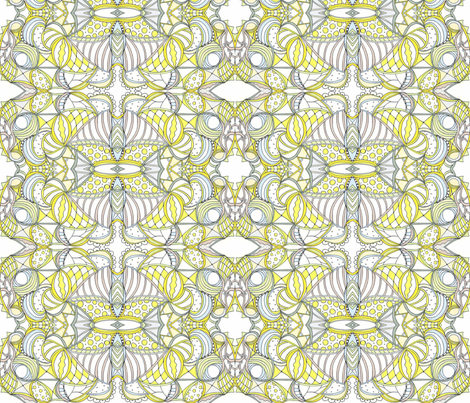 https://www spoonflower com/fabric/8419863-yellow-corset-by