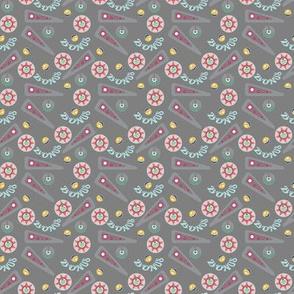 Grey pinball