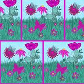 Spring in Fuchsia