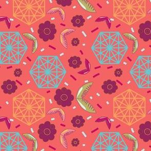 Hexagon coral bay