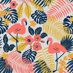 tropic flamingo (medium scale)