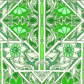 Spring Sprung Green