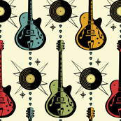 Harlequin Guitars