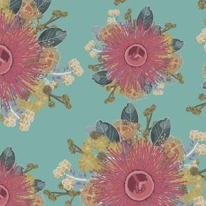 Vintage Australian Wildflowers