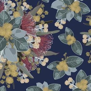 Vintage Australian Wildflowers No. 2