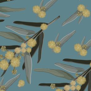 Vintage Australian Wildflowers No. 6