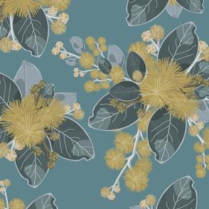 Vintage Australian Wildflowers No. 8