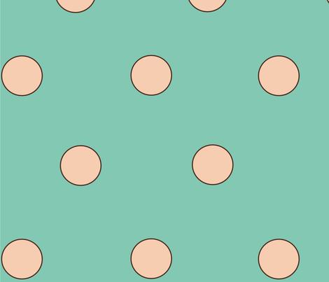 rockabilly fabric by suzy_q_designs_studio on Spoonflower - custom fabric