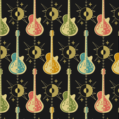 Harlequin Guitars