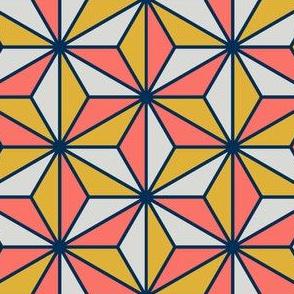 08424615 : SC3C : coral + goldenrod