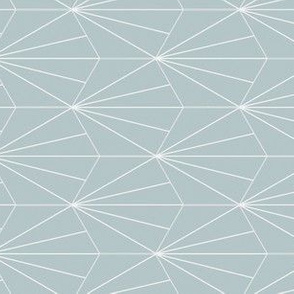 blue hex lines 2