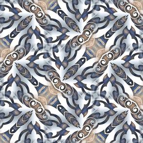 Decorative abstract