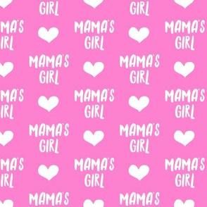 mama's girl - pink2 LAD19