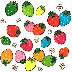 Psychedelic Strawberry