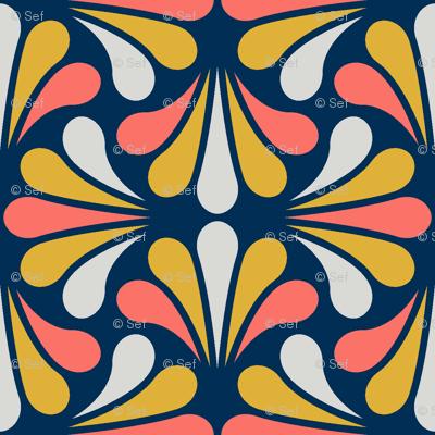 08427194 : splash4g : coral + goldenrod