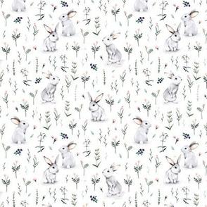 Bunny Meadow - tiny
