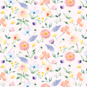 watercolor Lilac-Blush