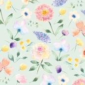 Lilac-mint