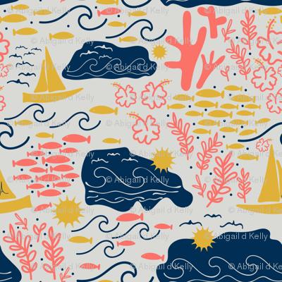 Ocean Days Coral
