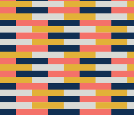 Color Blocks fabric by anniewilsey on Spoonflower - custom fabric