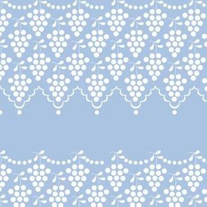 Beatrix Stripe blueberry 2