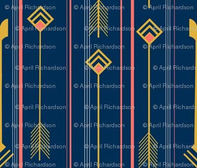 Arrows in Flight