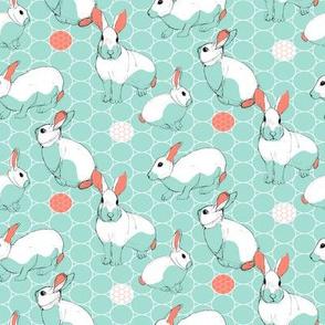 Sketchy Bunnies Small