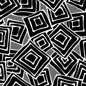 Tumbling Squares