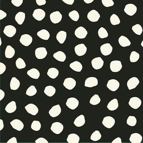 Polka Dots Dark