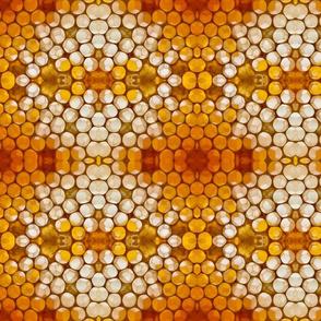 Honey Bee a Keeper Kaleidoscope