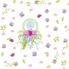 Dream Catcher 3 - center bouquet -MED7