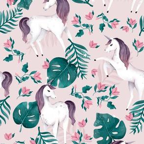 Unicorn Dreaming - Pink