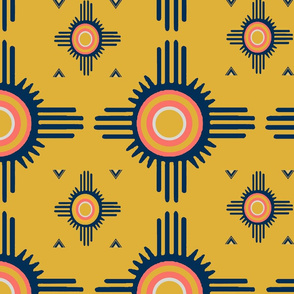 Southwest Zuni del Sol - Design Challenge