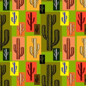 Square Cactus repeat